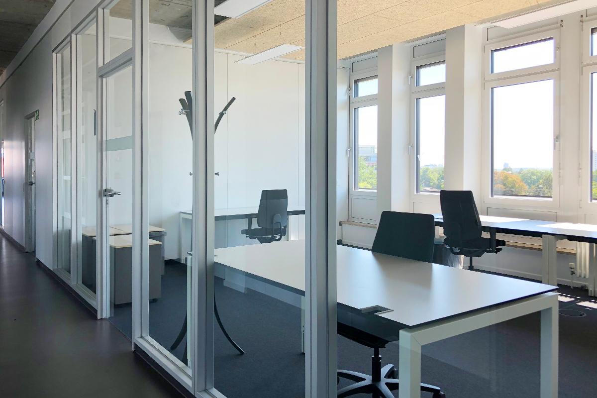Office Spaces für Unternehmen